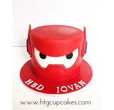 Big Hero 6 cake, Baymax, Disney. Tres Leche, Dulce de Leche.