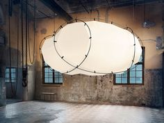 tent light by johan carpner + alexander lervik for zero lighting
