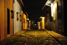 La Candelaria Roads, Road Routes, Street