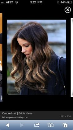Love Kate's hair color!