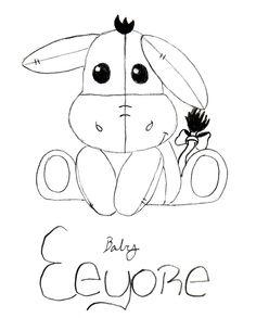 Baby Eeyore
