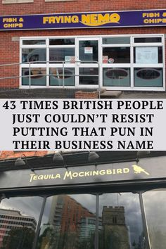 So Bored Panda has compiled a precious collection full of puntastic British shop and service names as seen on billboards, cars, and signs that will make you read twice, and thrice. Then cringe, and share with your friend.