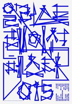 year 2015 - poster design: hyun cho & dae sim