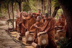 Monks #photography
