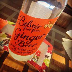 Beloved ginger beer