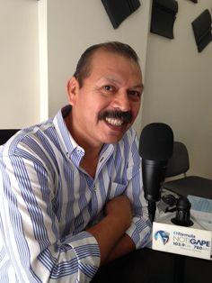 Estamos al aire por Radio Formula Notigape 103.09 con el Dr. Ernesto Cuevas Torres hablándonos del SÍNDROME DE POLIFARMACIA EN EL ADULTO MAYOR.