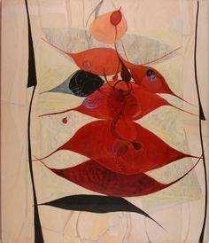 "Saatchi Art Artist: Maria Teresa Rizzi; Oil 2012 Painting ""G Spiral"""