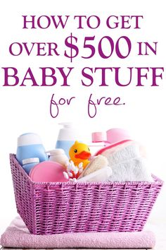 Awesome baby freebies for newborns and their moms - you DON'T have to put these things on your baby registry! Save so much on baby's first year by taking advantage of these great free baby samples and baby supplies. Baby Boys, Baby Tritte, Baby Momma, First Baby, Baby Sleep, Newborn Baby Stuff, Big Baby, Newborn Care, Twin Babies