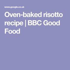 Winter chicken stew recipe bbc good food family food recipes oven baked risotto recipe bbc good food forumfinder Images