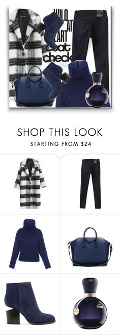 """www.beautifulhalo.com/?track=tb9675"" by karolinaneverkarolcia ❤ liked on Polyvore featuring MSGM, Givenchy, Alexander Wang, Lacoste, women's clothing, women, female, woman, misses and juniors"