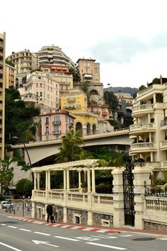 Monaco, Monaco.... One time for the races - formal 1 that is.....