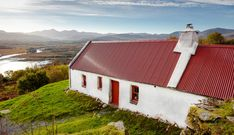Lost Cottage is a unique self-catering cottage in Glenbeigh County Kerry- one of the most iconic cottage hideaways in south Ireland. The ultimate remote off-grid escape.