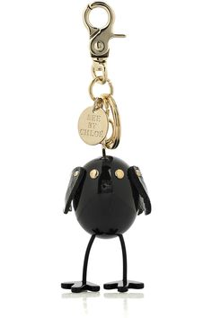 See by Chloé Twitter Key Fob/Bag Charm