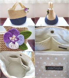 3104 * crafts ~ Natural Twine of the luggage store's ~