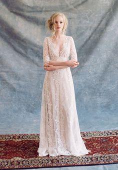 La Mariée en Colère - Galerie d'inspiration — everythingsparklywhite: Claire Pettibone