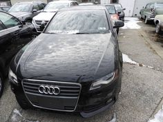 This 2009 Audi A4 2.0T quattro is listed on Carsforsale.com® for $6,500 in New Rochelle, NY. This vehicle includes Mirror Color - Body-Color, Window Trim - Chrome, Steering Ratio - 16.3, Air Filtration - Active Charcoal, Armrests - Front Center, Cargo Area Floor Mat, Floor Mats - Front, Floor Mats - Rear, Front Air Conditioning - Automatic Climate Control, Front Air Conditioning Zones - Dual, Interior Accents - Aluminum, Rear Air Conditioning Zones - Single, Steering Wheel Trim - Leather… New Rochelle, Climate Control, Audi A4, Floor Mats, Cars, Vehicles, Leather, Autos, Rolling Stock