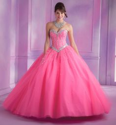 Pretty quinceanera dresses, 15 dresses, and vestidos de quinceanera. We have turquoise quinceanera dresses, pink 15 dresses, and custom quince dresses! Mori Lee Quinceanera Dresses, Robes Quinceanera, Quince Dresses, Old Dresses, Dresses 2016, Fashion Vestidos, Homecoming Dresses, Wedding Dresses, Gown Wedding