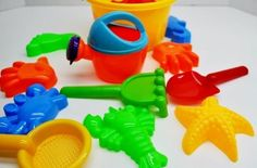 Fully equipped for sizzling fun, the baby sand toys set includes everything your child requires to have jumbo fun imagining things into reality Sale: $13.97 http://amzn.to/2dvkIsA https://dashburst.com/michaela09/275