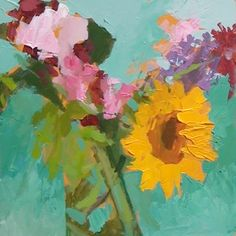 Palette Knife Still Life in Acrylics - A free, downloadable guide by Will Kemp at ArtTutor.com