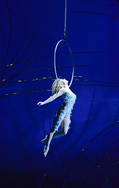 "Cirque du Soleil: Amaluna. Cirque du Soleil is a Canadian entertainment company, self-described as a ""dramatic mix of circus arts and street entertainment"". It is the largest theatrical producer in the world."