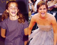 First & Last Harry Potter London Premieres - Emma Watson. :)