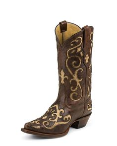 Women's Earth Santa Fe Boot - TOMY LAMA    http://www.countryoutfitter.com/products/24992-earth-santa-fe-boot-womens