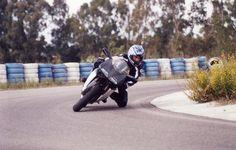 Riding again