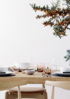 Hosting a dinner party this weekend? Consider your table decorating inspiration covered. We asked interior stylist, and Belle magazine style director-at-large, Steve Cordony, to reveal his tips for creating a striking, welcoming tabletop. Read it now at http://www.countryroad.com.au/livewithus/how-to-style-a-tabletop.html