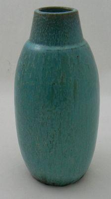 Pieter Groeneveldt vase Dutch art pottery