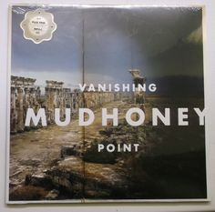 Mudhoney - Vanishing Point LP Record - BRAND NEW - Includes Download