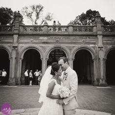 New York City + Central Park Wedding - Esvy Photography - New York City and Long Island Wedding Photographer | www.EsvyPhoto.com  Esvy Photography