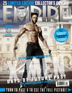 Read 'Four Exclusive X-Men: Days Of Future Past Stills' on Empire's movie news. This week, **Empire **joined forces with Bryan Singer and the cast of X-Men: . Superman, Batman, X Men, Marvel Comics, Marvel Dc, Empire, Hugh Wolverine, Deadpool, Avengers