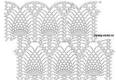 CARAMELO DE CROCHET: capa de piñitas
