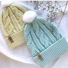 Loom Knitting, Free Knitting, Baby Knitting, Knitting Patterns, Crochet Patterns, Crochet Gifts, Crochet Baby, Knit Crochet, How To Start Knitting