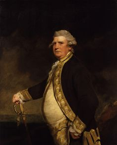 """""""Admiral Augustus Keppel, 1st Viscount Keppel PC (25 April 1725 – 2 October 1786) was an officer of the Royal Navy during the Seven Years' War and the War of American Independence. During the final..."""