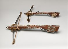 Light Crossbow (Bolzenschnepper) from the Armory of Sedlitz Palace