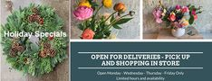 send flowers Portland, Oregon: Portland Florist since 1938 Gifford's Flowers two downtown shops Portland Shopping, Gourmet Baskets, Relationship Over, Holiday Hours, Send Flowers, Portland Oregon, Store Fronts, Creative Design, Over The Years