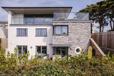 Rosemar is an impressive three storey property close to Polzeath Beach
