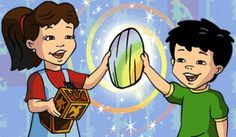 Dragon Tales!!! <3 OMG I REMEMBER THIS!!! WHO ELSE?