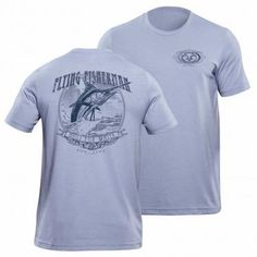 Traditions Tee Heather Blue T1701B