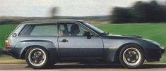 Porsche 924/944 Shooting Brake/Kombi
