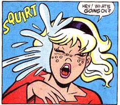 Mitch O'Connell: Sex in Comic! The top 100 strangest, suggestive and steamy vintage comic book panels of all time! Vintage Comic Books, Vintage Comics, Comic Books Art, Comic Art, Comic Book Panels, Comic Book Covers, Archie Comics, Funny Comics, Batman