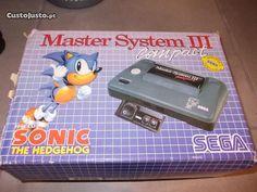 Portugal : Sega Master System 3 (and not tectoy) #sega #gaming #gamer