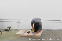 HomeMade Modern DIY EP70 Outdoor Sofa Step 5