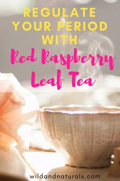 Regulate your period by using Red Raspberry Leaf Tea. This natural remedy will ease cramps, bloating and tone your uterus for easy flow. remedies How to Regulate Periods with Raspberry Leaf Tea Remedies For Menstrual Cramps, Bloating Remedies, Red Raspberry Tea, Period Bloating, Period Remedies, Healthy Habbits, Best Tea, Herbal Medicine