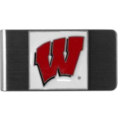 "Checkout our #LicensedGear products FREE SHIPPING + 10% OFF Coupon Code ""Official"" Wisconsin Badgers Steel Money Clip - Officially licensed College product Stainless steel money clip Strong clip securely holds your cash Makes a great gift for an avid sports fan Money ClipsWisconsin Badgers emblem - Price: $16.00. Buy now at https://officiallylicensedgear.com/wisconsin-badgers-steel-money-clip-cmcl51"