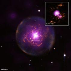 Chandra :: Photo Album :: Abell 30 :: November 15, 2012
