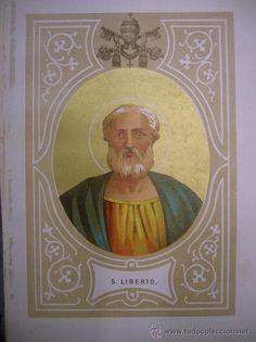 ¿Quién fue el Papa Liberio?