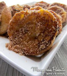 portuguese sweet french toast (rabanadas)
