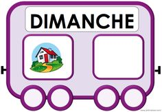 Petite Section, Train, Preschool, Teaching, Education, Ezra, Alysse, Document, Transport